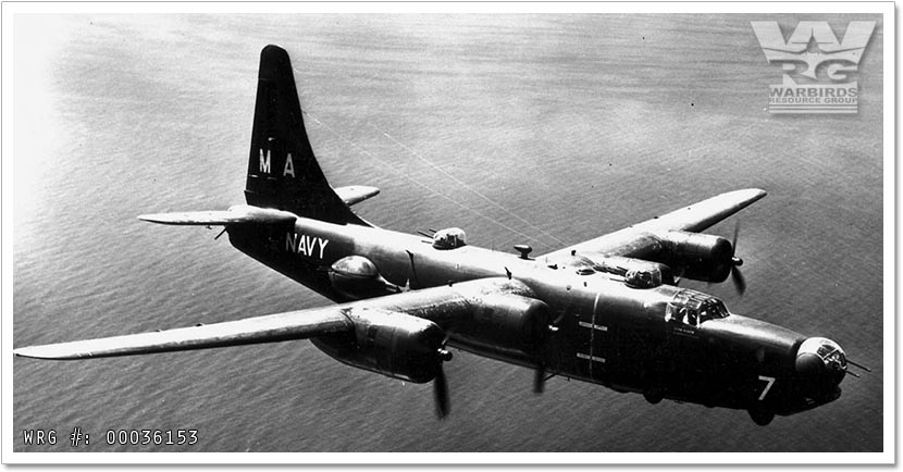 Consolidated PB4Y-2 Privateer/Bu. 66304