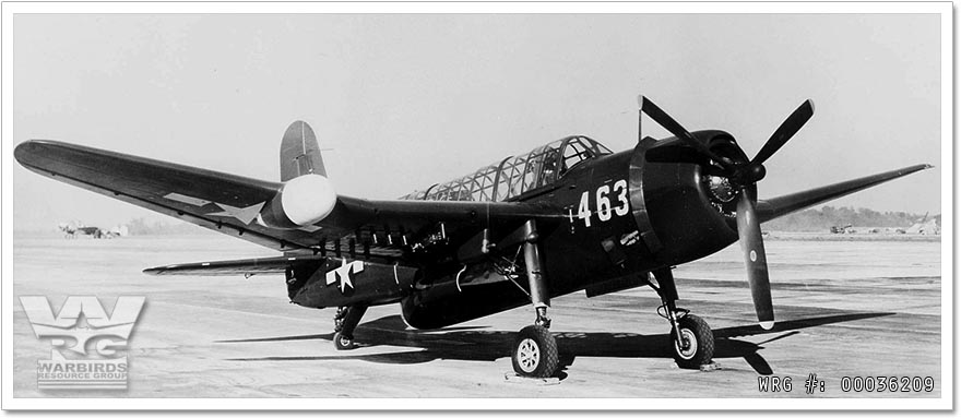 Consolidated Vultee TBY-2 Seawolf/Bu.30463